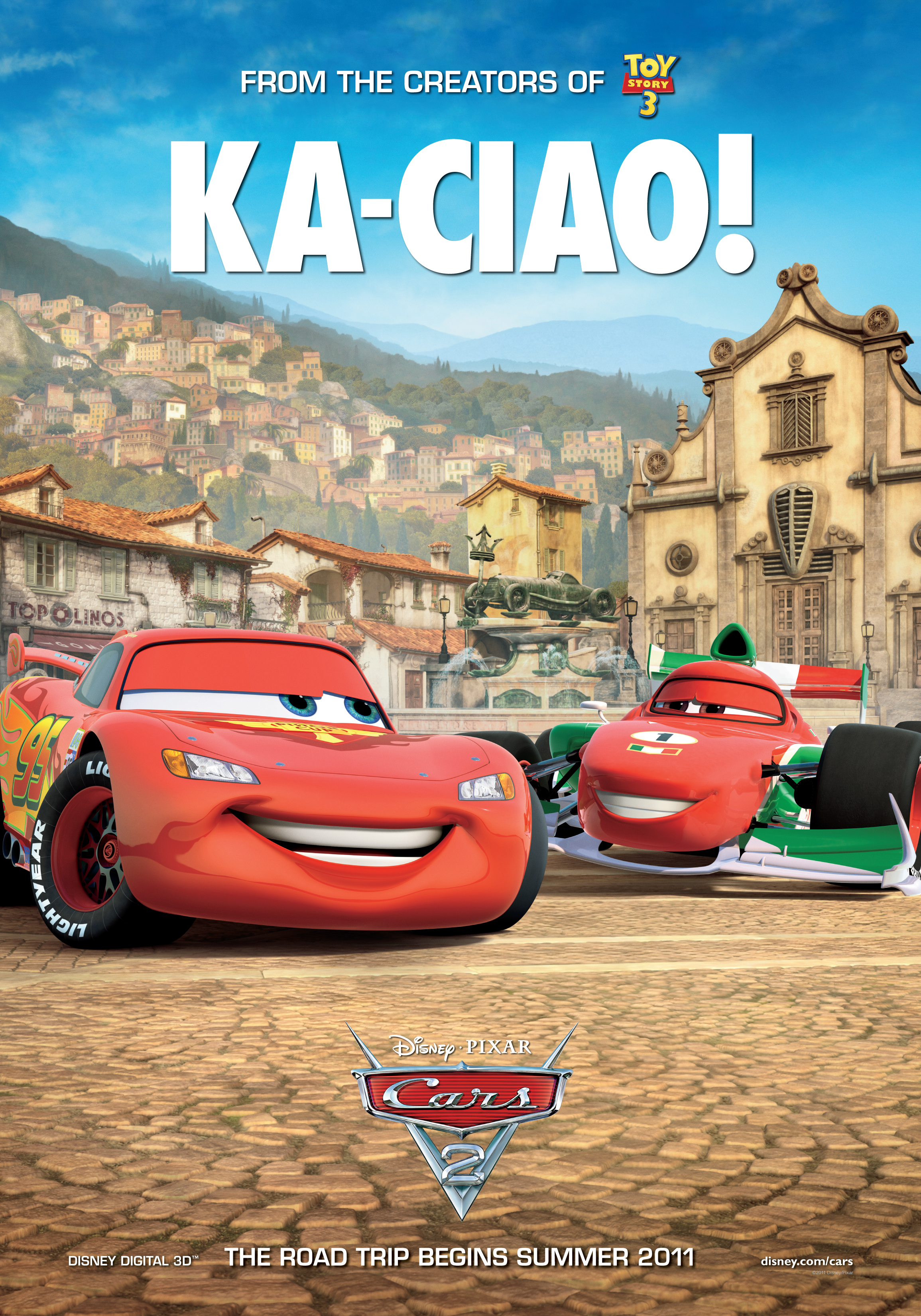dont - Disney Cars Activities