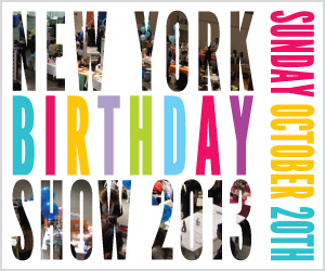 New York Birthday Show